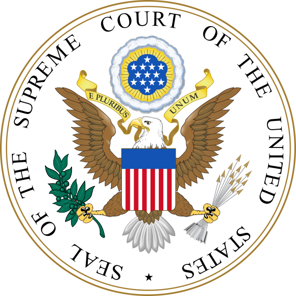 Seal_of_the_United_States_Supreme_Court 美国联邦最高法院